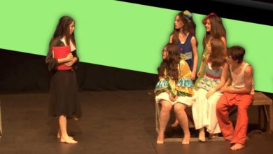 Photo of [VIDEO] Los Sueños, Sueños Son – Taller de Teatro Juvenil 2012