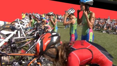 Photo of [VIDEO] X Triatlón del Valle de Aranguren