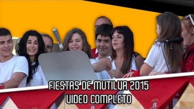 Photo of [VIDEO] Fiestas de Mutilva 2015