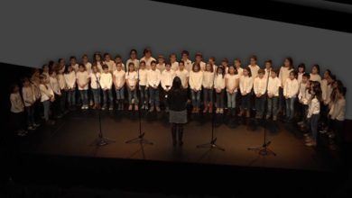 Photo of [VIDEO] Concierto coro infantil 2015