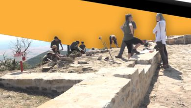 Photo of [VIDEO] Excavaciones en el Castillo de Irulegui