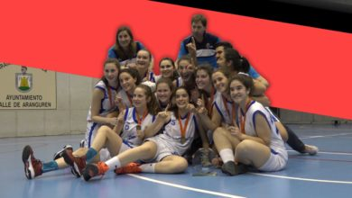 Photo of [VIDEO] Final a 4 Cadete Femenina de Primera Categoría Mutilbasket 2016