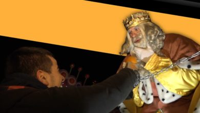 Photo of [VIDEO] Cabalgata de los Reyes Magos en Mutilva 2017