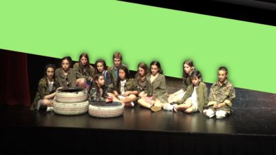 Photo of [VIDEO] El mundo al revés – Taller de teatro infantil 2017