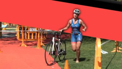 Photo of [VIDEO] 15º Triatlon del Valle de Aranguren