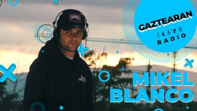 Photo of MIKEL BLANCO (DJ-SET) | Gaztearan CrAZy RADIO